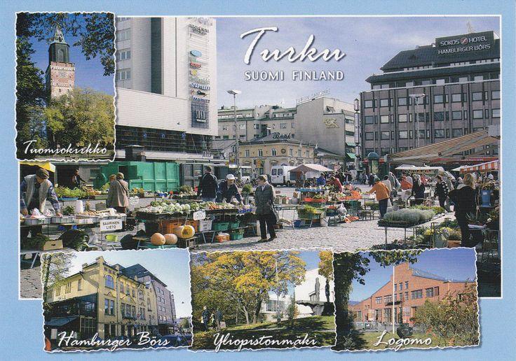 Turku to Russia