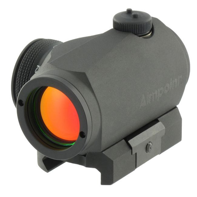 Aimpoint Micro T 1red Dot Scope With Standard Mount Red Dot