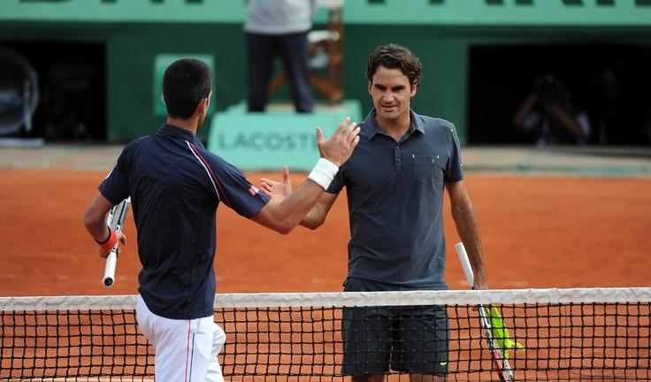 Federer vs Djokovic Head to Head