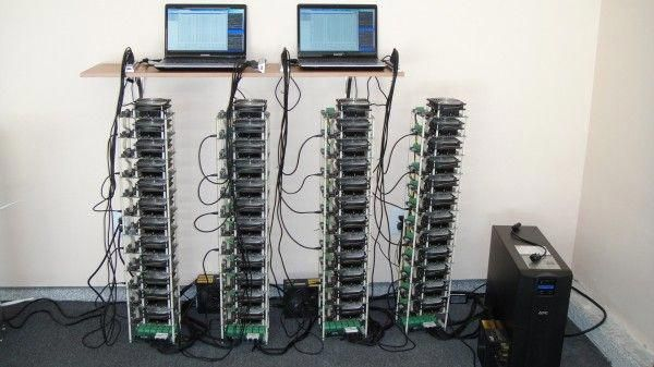 FPGA Mining Farm #MineBitCoins | Mine BitCoins in 2019
