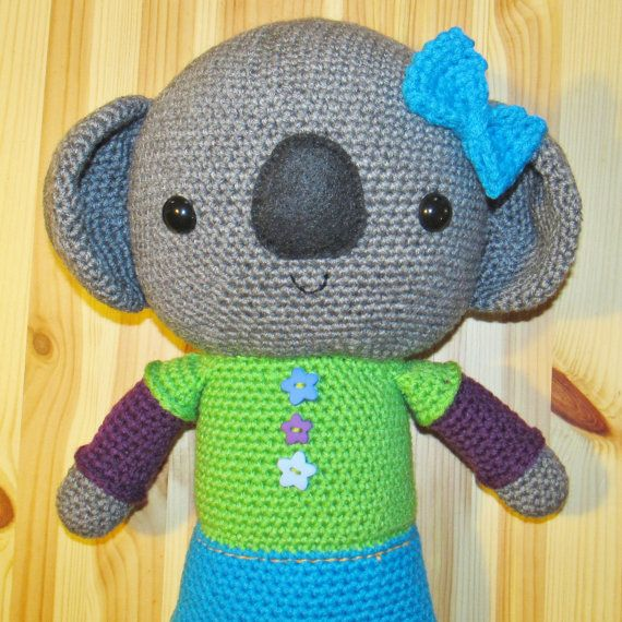 Best images about crochet kangaroos and koalas on