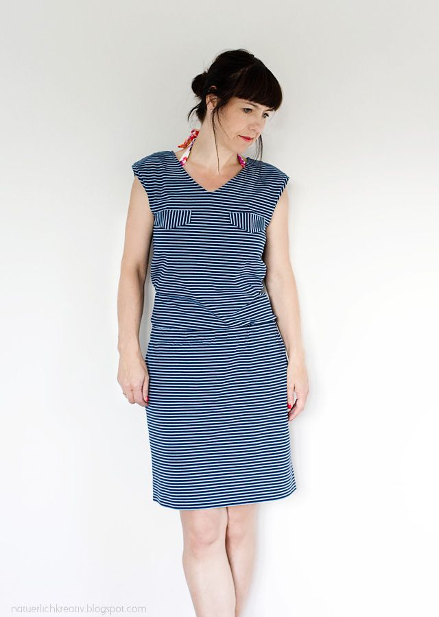 Strandkleid, pattern kibadoo