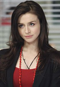 I want to look like her. Or I want her. One or the other.  Caterina Scorsone