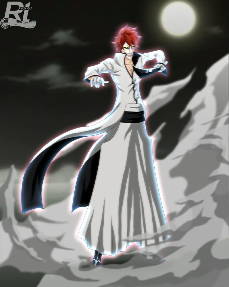 Bleach Oc Arashi By Sickeld160 On Deviantart: Bleach OC: Xenethis Chimera By Rtenzo.deviantart.com On