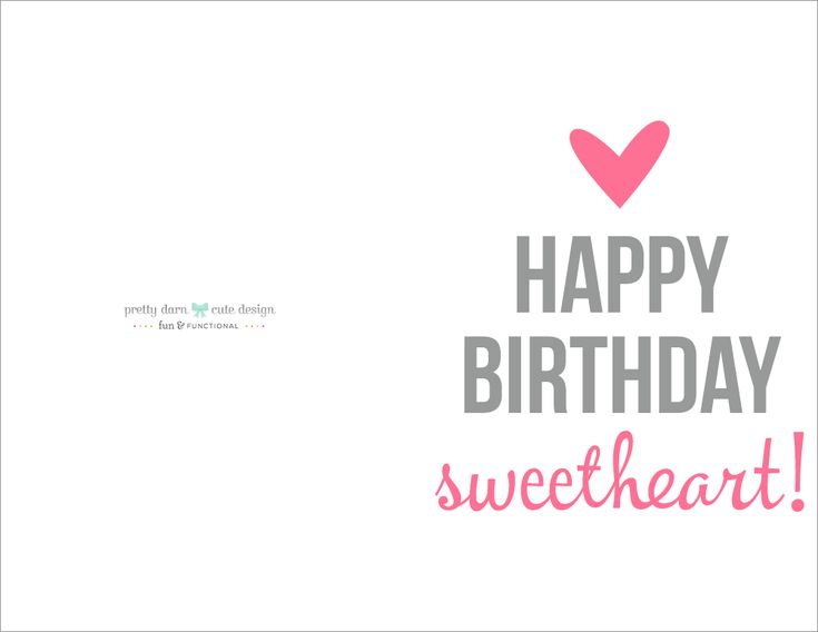 17 Best ideas about Free Happy Birthday Cards on Pinterest | Free ...