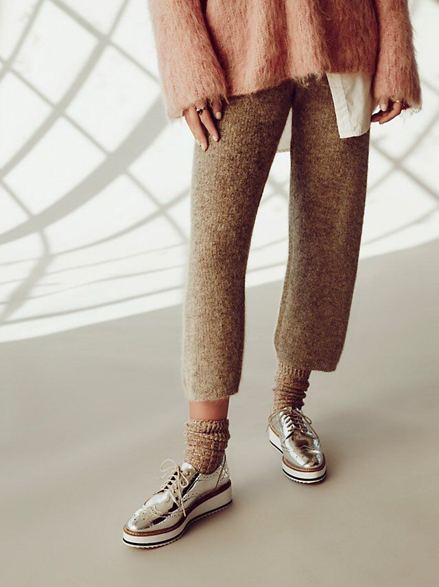 Ayers Knitted Leggings from Free People!