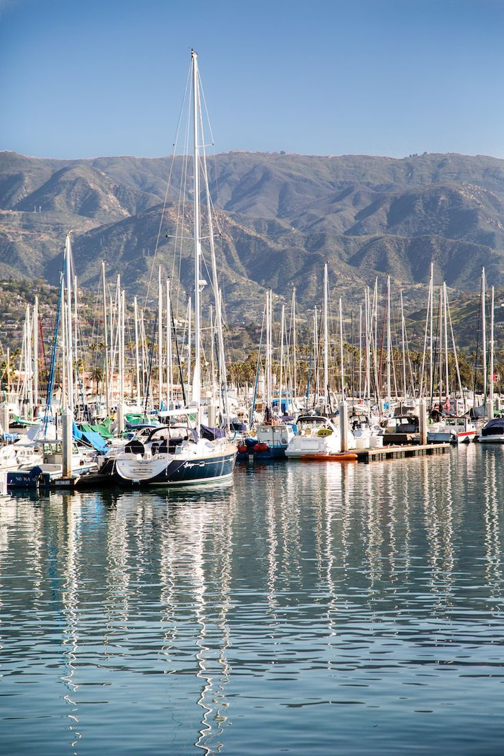 Santa Barbara sure is beautiful!