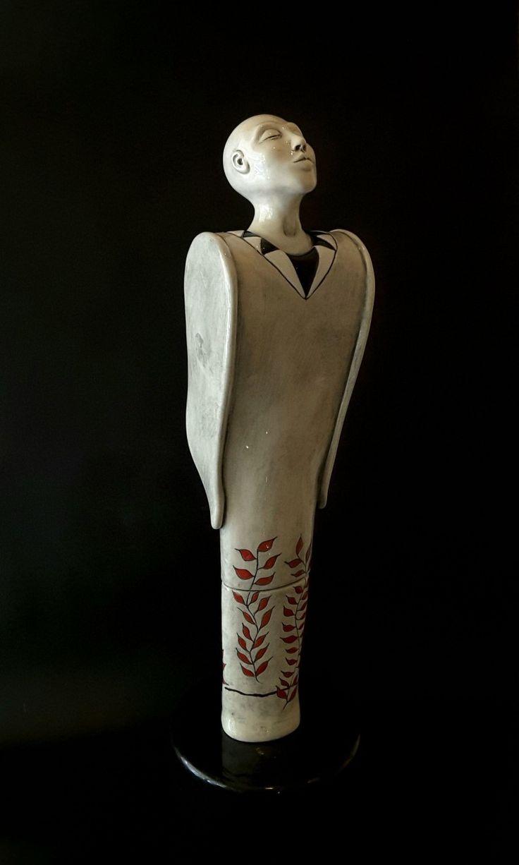 Diane Kotzamanis....JUST MEDITATE.....Facebook DK Ceramics