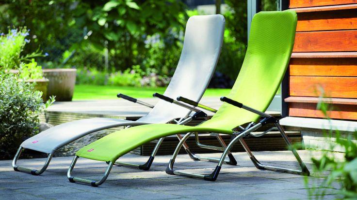 Poltrona Samba FIAM. Chaise longue da giardino con movimento basculante  WWW.REDESIDERIO.IT