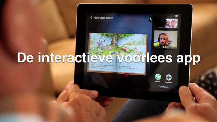Rootz, de Interactieve voorlees App