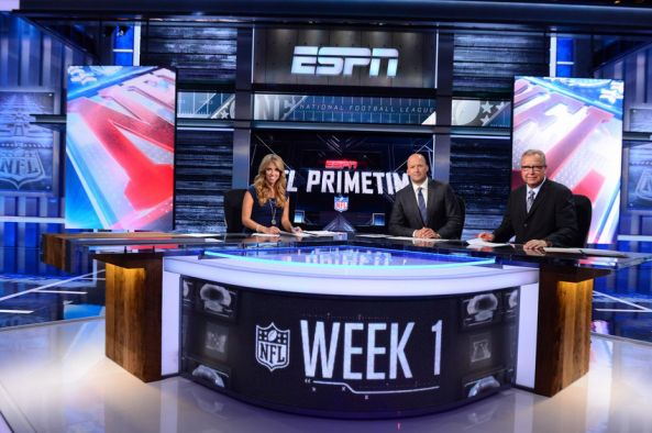 ESPN Studio W « NewscastStudio