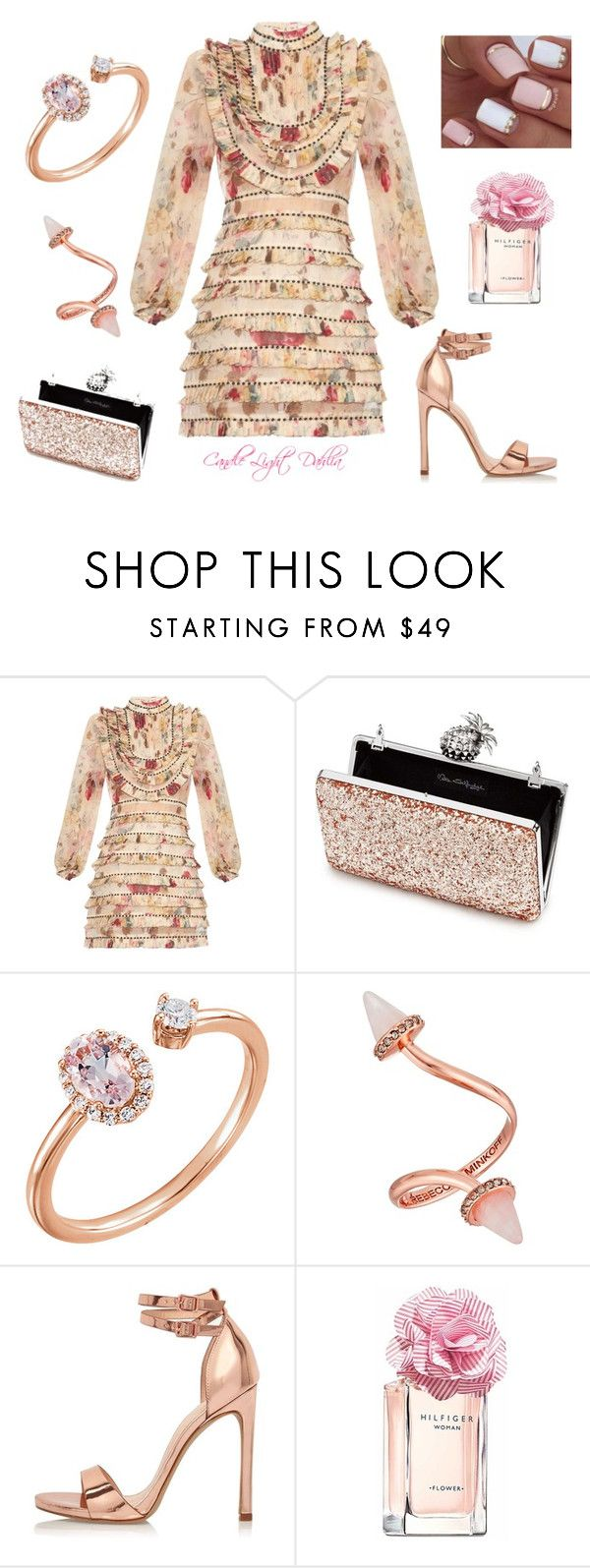 """""""♥♥♥02-13-2017♥♥♥"""" by falloncrystian ❤ liked on Polyvore featuring Zimmermann, Miss Selfridge, Rebecca Minkoff, River Island and Tommy Hilfiger"""