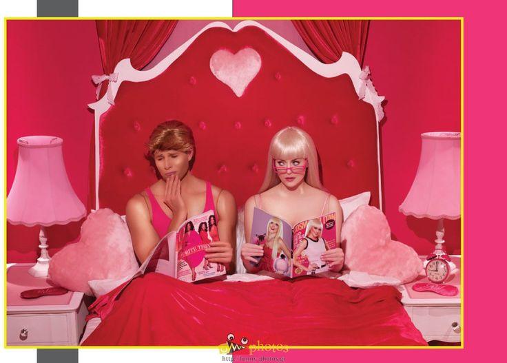Και όμως είναι άνθρωποι... δείτε λοιπόν τι κρύβεται πίσω από την σχέση της Barbie και του Ken #2