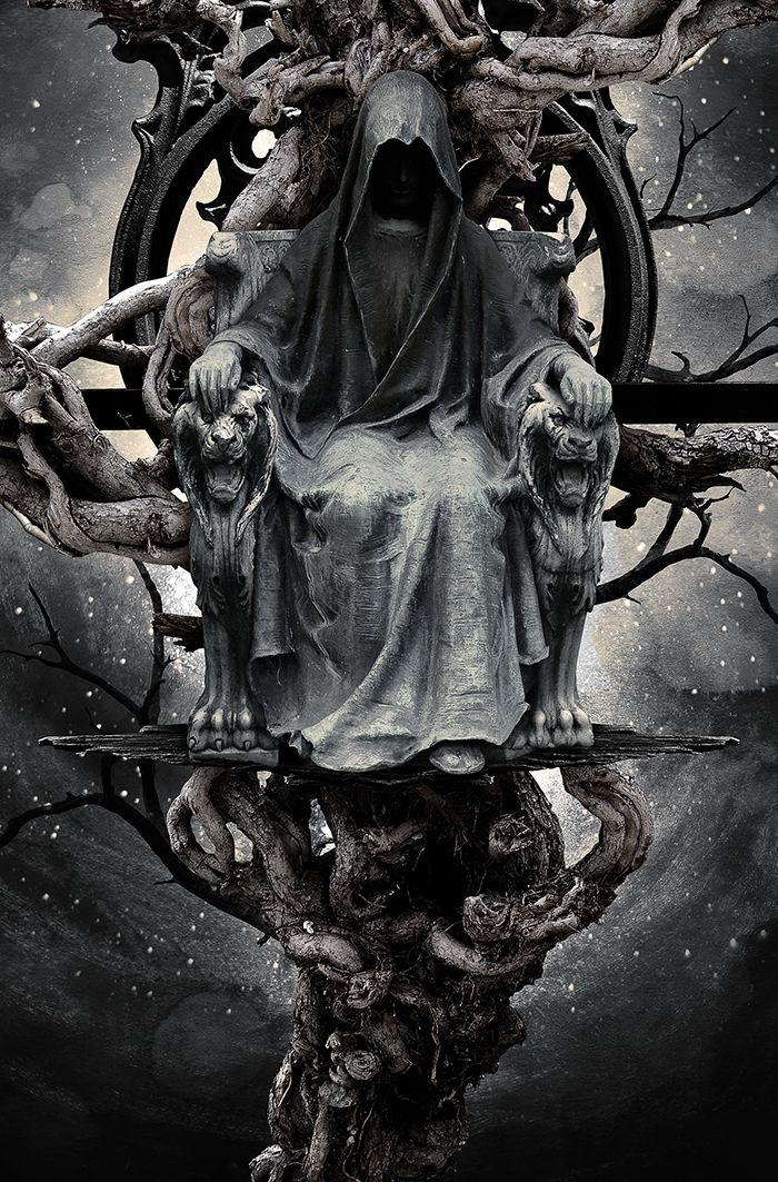 Root Lord by conzpiracy.deviantart.com on @deviantART