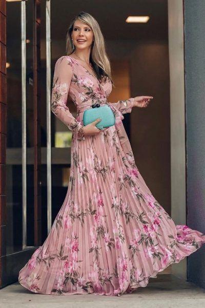 ESTAMPAS QUE SERÃO TENDÊNCIA NO VERÃO 2020 (com imagens) | Vestidos, Vestidos longos estampados, Vestidos estilosos