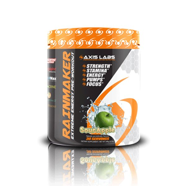 Axis Labs Rainmaker - Second To None Nutrition