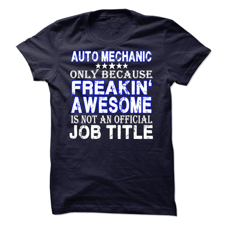 Best 25+ Auto mechanic jobs ideas on Pinterest Auto mechanic - auto mechanic job description