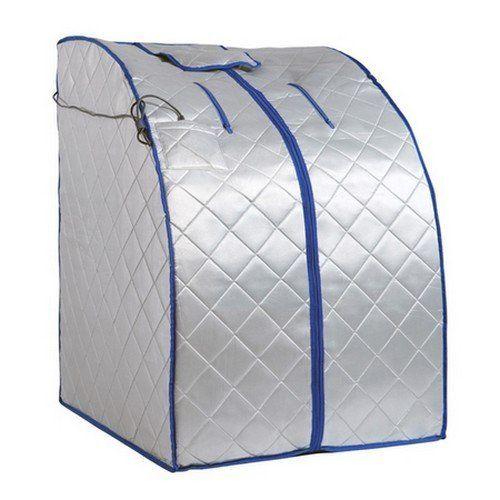 Far Infrared Portable Sauna + Negative Ion Detox  Full review at: http://best10best.com/best-infrared-sauna/