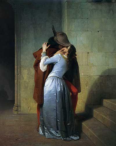 The Kiss-Francesco Hayez: Art Classic, A Kiss, Art Gallery, The Kiss, Art Fullness, Arte Pintores, Dream On The