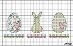 Download FREE Easter motifs! | Cross Stitcher