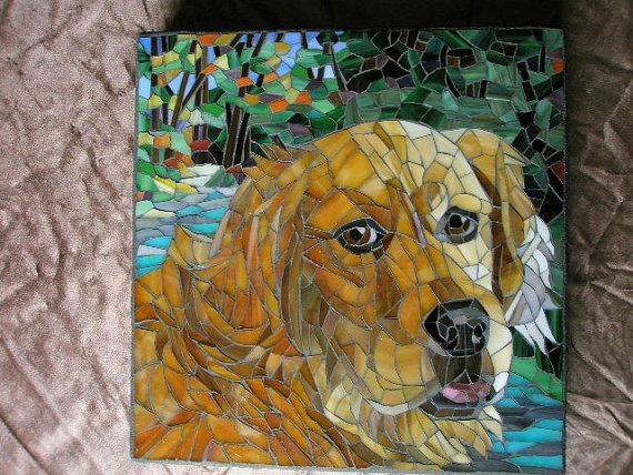 pictures of mosaic portraits in glass   Add it to your favorites to revisit it later.