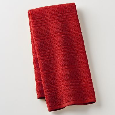 SONOMA life + style Concord Ribbed Kitchen Towel $4.79: Ribs Kitchens, Kitchens Towels, Concorde Ribs, Current Kitchens, Solid Color, Life Style, Sonoma Life, Style Concorde, House Kitchens