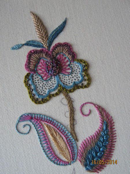Scrumptious Stitchery........