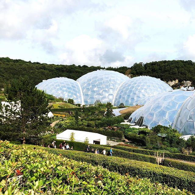Edenproject In Cornwall England Edenphotocomp Garten Pflanzen Gartentechnik Eden Project Instagram Cornwall