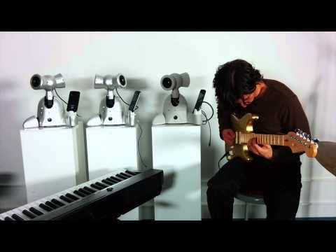 """""""What you say"""" - A robot and human musical performance - YouTube"""
