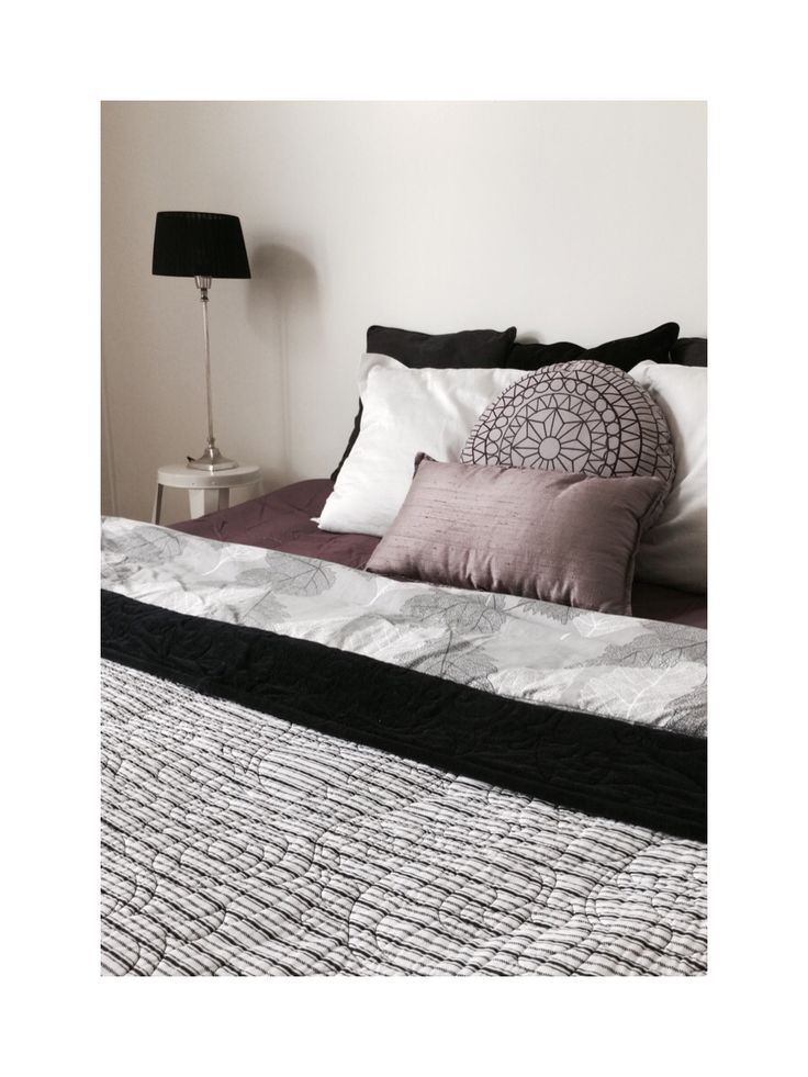 Pillow details #interiordesign #bedroom #home #design #interior #bolig #styling #diy #interiør