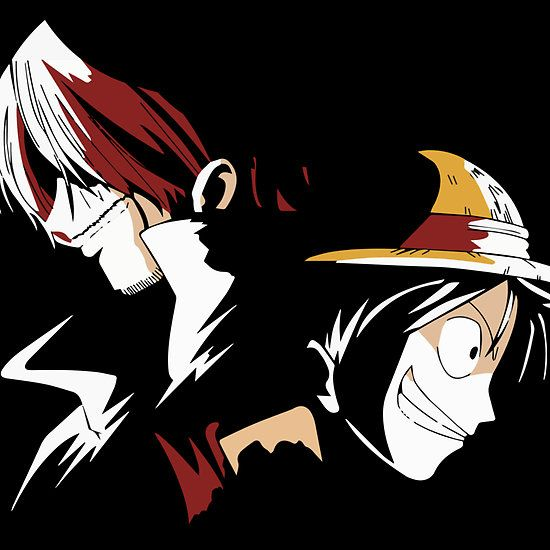"37 Best images about ""RED HAIRED"" SHANKS on Pinterest ... Red Hair Pirates Logo"