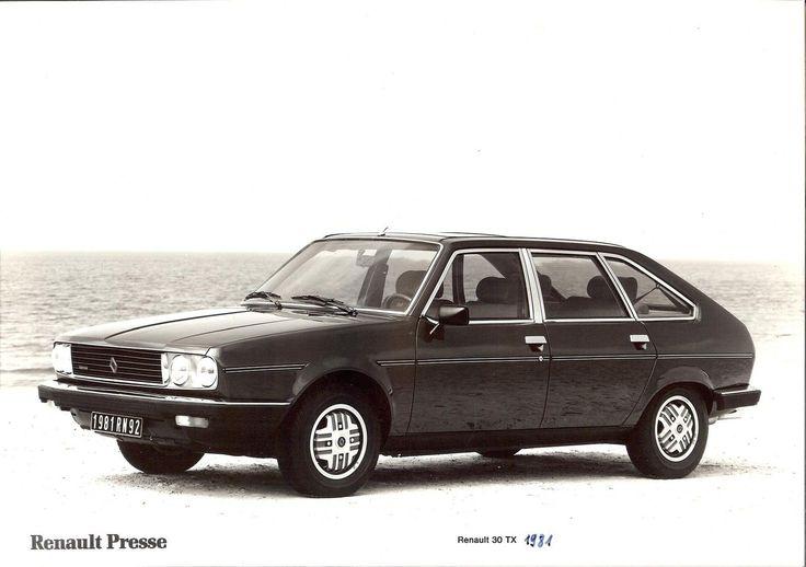 Renault 30 TX - 1980