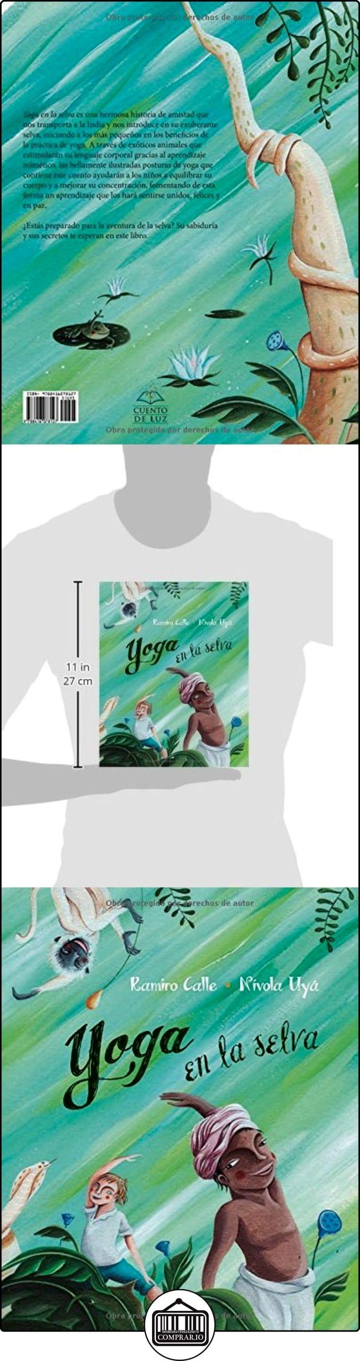 Yoga En La Selva Ramiro Calle ✿ Libros infantiles y juveniles - (De 0 a 3 años) ✿
