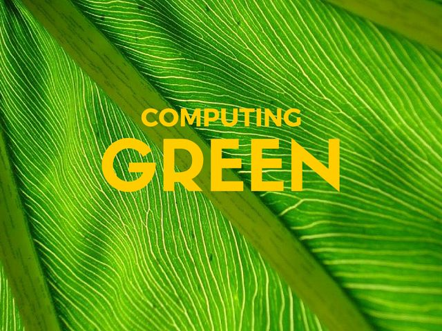 Green Computing- Your Role to Save Planet  When we heal the Earth we heal ourselves - David Orr  You might have come across the term Green Computing whenever reading through IT related literature or articles. Green computing or Green IT is the practice of designing disposable computer devices software and applications that brings zero effect to the environment. The purpose behind the development of green computing is to reduce the use of perilous components of computers that damage the…