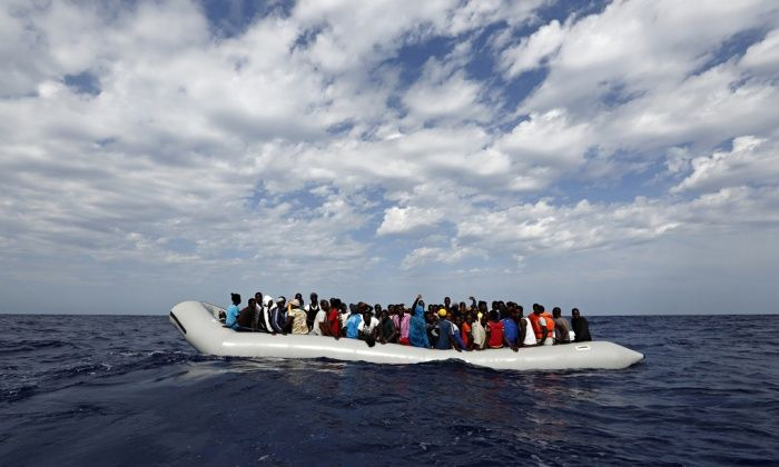 Refugees don't need our tears, they need us to stop making them refugees- Guardian article