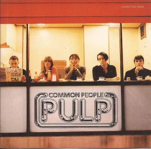 """Yes..I realize Pulp isn't strictly """"90's"""", but that's when I started digging them."""