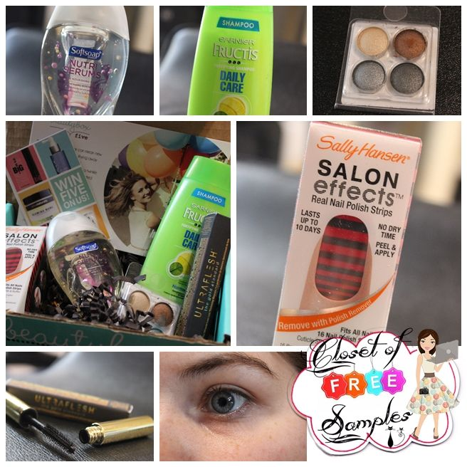 Hello! Welcome in the New Year with Beauty Box 5! #Review | Get FREE Samples by Mail | Free Stuff