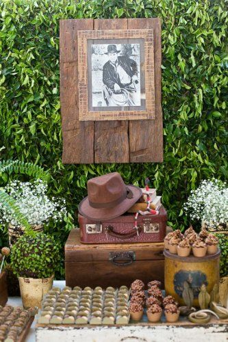 Indiana Jones na festa de 5 anos | Baby & Kids | It Mãe