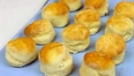 How to make the lightest, airiest scones from Taste.com.au. Good info! I've been making pretty decent scones for a while now, and even I learned a new tip or two!