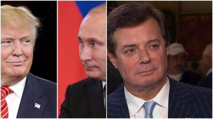 Trump's World Crashes Down As Secret Stash Of Putin Cash To Campaign Manager Uncovered