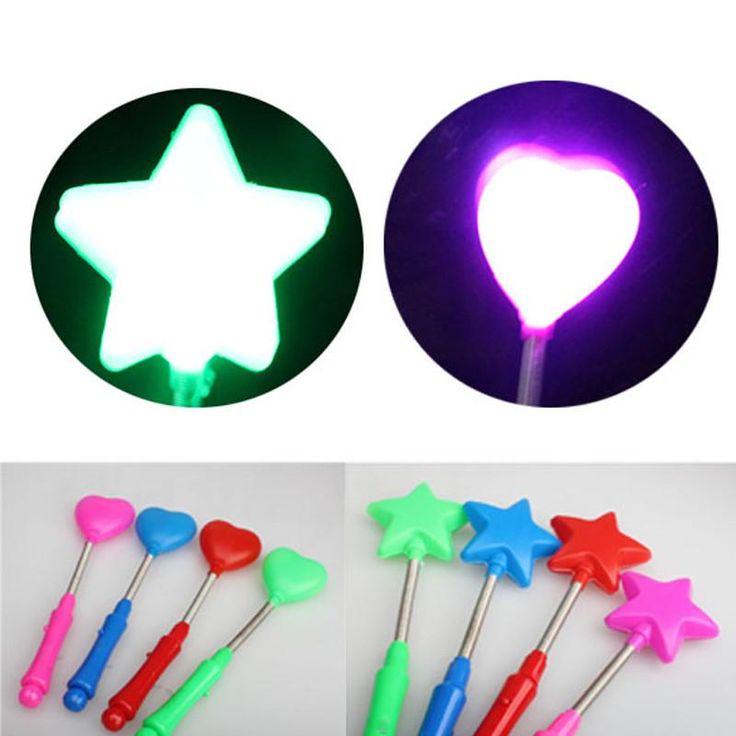 Flashing LED Light Glow Wand Stick Glow Wand Blinking LED Glow Light Stick