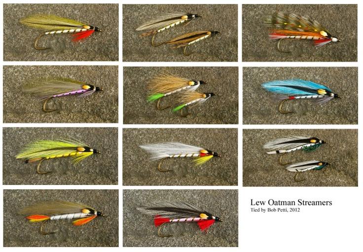 Lew Oatman Streamers - Bob Petti