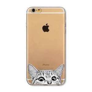 coque iphone 8 animaux mignon