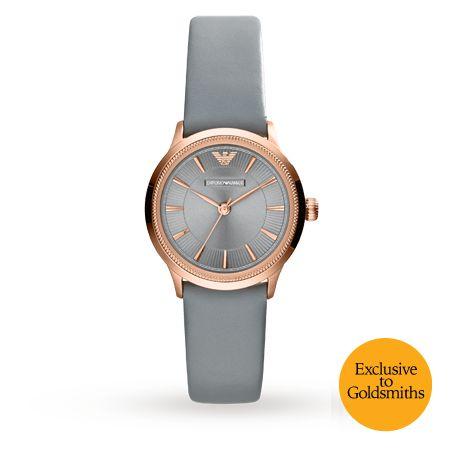 Ladies Watches - Armani Exclusive Alpha Ladies Watch - AR1806