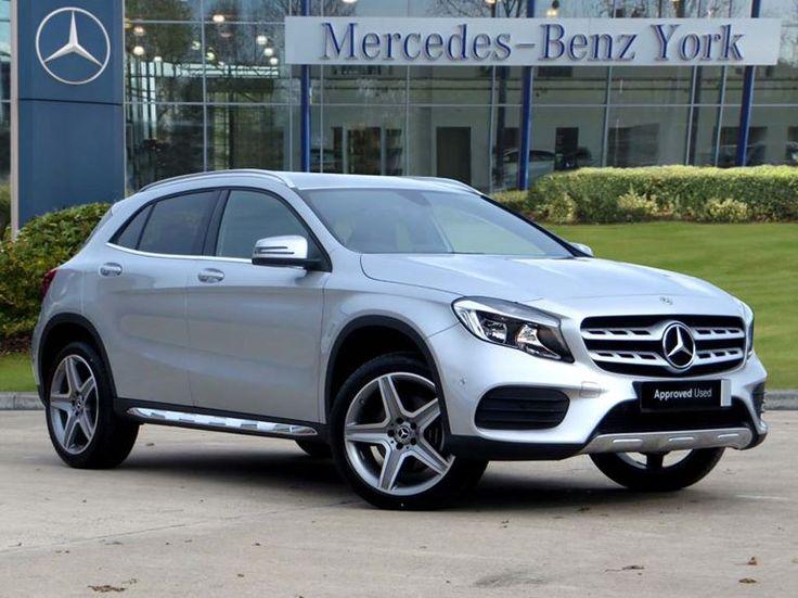 Mercedes-Benz  GLA Class  GLA 220d 4Matic AMG Line Executive 5dr Auto  £29,400