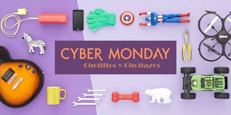 ¡¡Cyber Monday 2015!! Las mejores ofertas de Amazon para este Lunes loco.