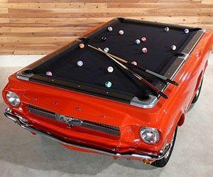 Ford Mustang kulečník 199 900 Kč