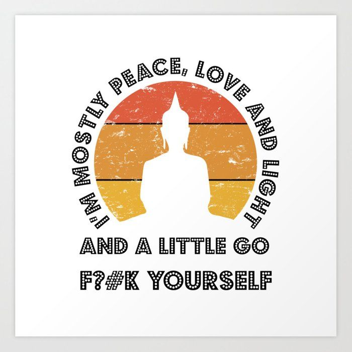 Funny Yoga Gift With A Sarcacstic Meditation Quote Yoga Funny Meditation Quotes Funny Quotes