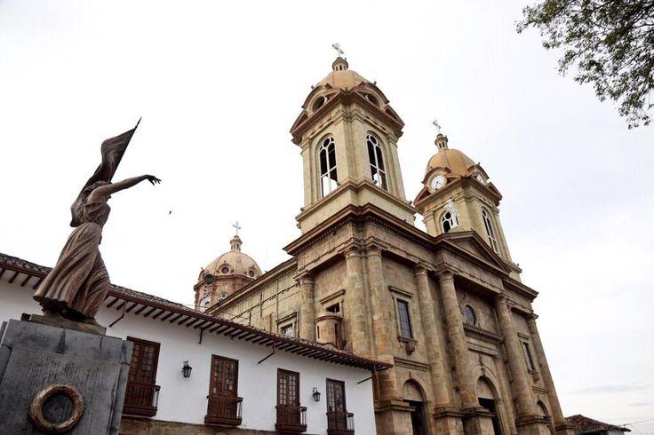 Socorro Santander Colombia Con orgullo, socorranos celebran 205 años de la firma del acta de independencia de #ElSocorro. ¡Gran hecho histórico!