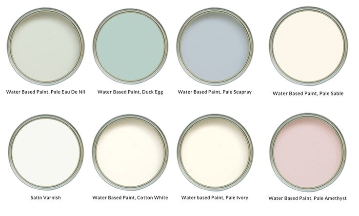 This makes Duck Egg look green.  Laura Ashley Blog | MAKE and DO: LAURA'S LICK OF PAINT PART 1 | http://blog.lauraashley.com #Paint #DIY #MakeandDo
